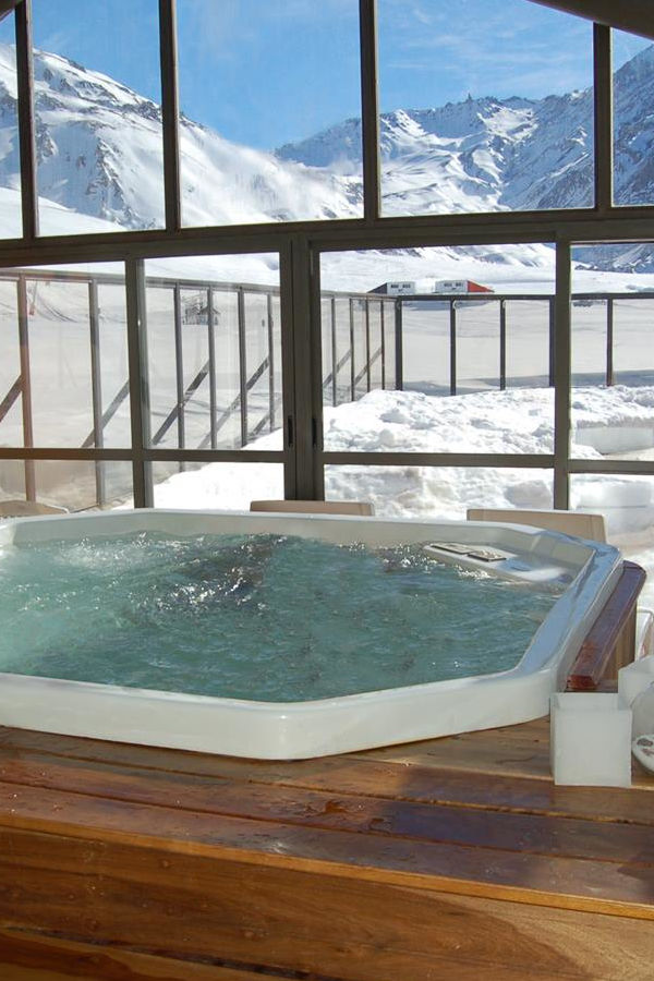 Jacuzzi Hotel Aries