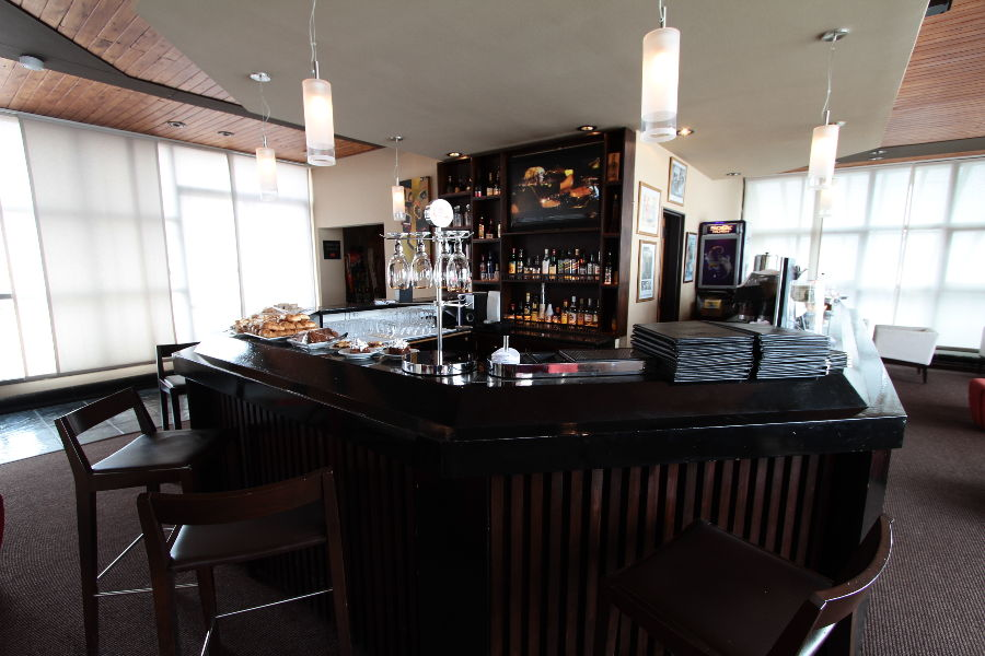 Wine bar Hotel Aries